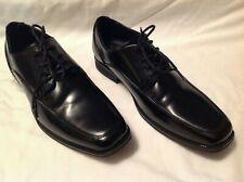 Dexter Comfort Memory Foam Black Lace Up Dress Shoes Men's Size 6.5
