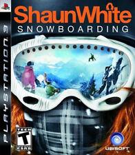 Shaun White Snowboarding PS3 New Playstation 3