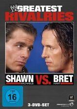 SHAWN/HART,BRET MICHAELS - GREATEST RIVALRIES:SHAWN MICHAELS VS. BRET HART 3 DVD