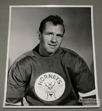 AHL 1964-65 Pittsburgh Hornets Warren Godfrey Photo