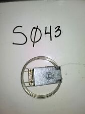 Mechanical Thermostat For Stajac Edc Units S043