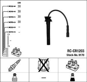 Zündleitungssatz NGK 9170 für CHRYSLER PT SEBRING CRUISER JR
