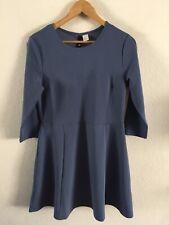 H&M Dress 16 Blue BNWT <R22255