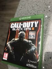 Call Of Duty Black Ops Xbox One Game