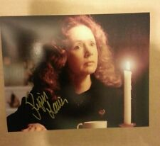 Piper laurie carrie signed 8x10 w/coa