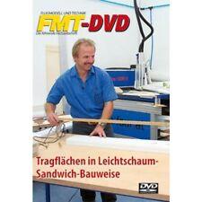 FMT DVD Tragflächen in Leichtschaum-Sandwich-Bauweise