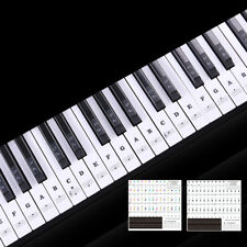 Speeds memory of the keys 49, 54 ,61 or 88-KEY Pretty Keyboard Piano Stickers AU