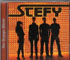 Stefy - the orange album, CD, chelsea, hey school boy, pretty little nightmare