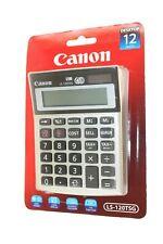 CANON CALCULATOR LS-120TSG DESKTOP CALCULATOR 12 DIGIT LS120TSG QUALITY ITEM