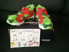 Reebok Instapump Fury CV Christmas BD4758 Sneakers Shoes Men US 9 New In Box