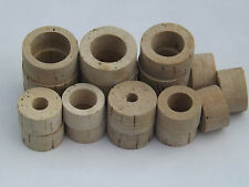 SUPER QUALITY CORK RINGS AS USED BY OLIVERS OF KNEBWORTH 1 LOT = 20 CORKS