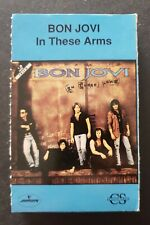 BON JOVI - 'In These Arms' 1993 Cassette Tape Single