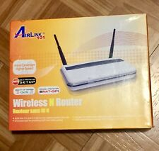 AirLink 101 AR670W 300 Mbps 802.11n Wireless LAN/Firewall 4-Port Router