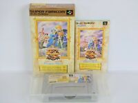 DRAGON SLAYER II 2 Super Famicom Nintendo sf