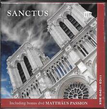 11 CD + DVD BACH, HAENDEL 'Saint Mathieu-Passion, Johannes-Passion, Stabat Mater' NEUF