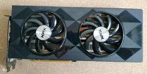 XFX Radeon R9 390 8GB Graphics Card Gaming AMD