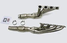 Maximizer Header Exhaust Fits 1990-1995 Corvette ZR-1 LT5 5.7L V8 C4 Sandblast