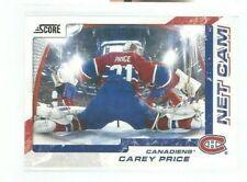2011-12 Score Net Cam #5 Carey Price (ref 19694)
