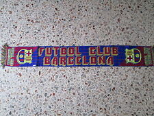 d2 sciarpa BARCELONA FC football club calcio scarf bufanda echarpe spagna spain