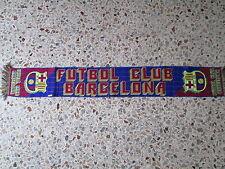 d2 sciarpa BARCELONA FC football club calcio scarf bufanda echarpe spagna  spain e92c9458ce2