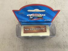 1999 Learning Curve Wooden Thomas Train 1st Edition NW Brakevan! New!
