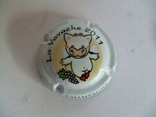 capsule champagne, VAUTRAIN Marcel, La Vavache 2011, N°66b, rare