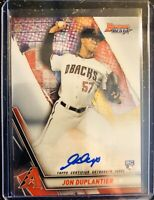 2019 BOWMAN BEST JON DUPLANTIER AUTO ARIZONA DIAMONDBACKS RC