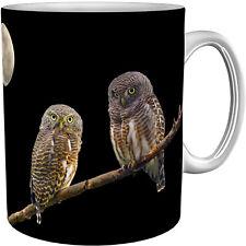 Barn owl Schleiereule // Eule Kaffee Becher // Tasse The Leonardo Collection