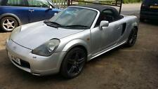 2001 Toyota MR2 1.8 VVT-i Roadster STARTS+DRIVES SPARES OR REPAIRS