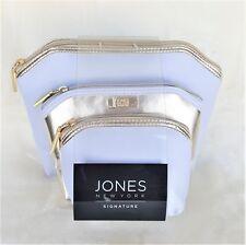 Cosmetic/ Make up Bags Designer Jones New York Signature - Pack of 3
