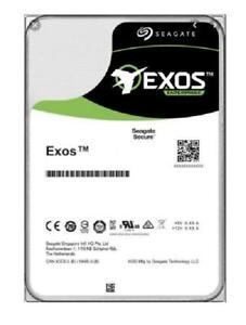 "Seagate HARD DISK 18 TB EXOS X18 SATA 3 3.5"" NAS (ST18000NM000J) (0000051767)"