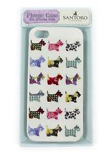 Santoro LONDON iPhone 5 & 5 S cover custodia di plastica rigida-Scottie Dog