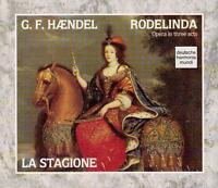 Handel: Rodelinda / La Saison, Michael Schneider - CD
