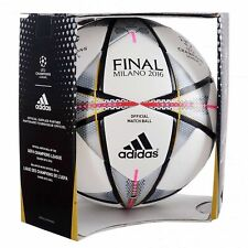 Authentic Adidas Champions League 2016 Finale Milan Official Matchball OMB BNIB