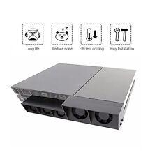 Qumox Ps4 Super Externe Ventilateur de refroidissement - Turbo Cooler Noir pour