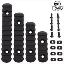 Gvn M-Lok Polymer Rail Section 5,7,9,11 Slot Polymer Picatinny/Weaver Rail(4 Pie