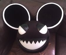 Mouse Head Inspired Deadmau5 Mask Costume EDC Cosplay Rave Dj