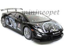 MOTORMAX 79153 LAMBORGHINI GALLARDO LP560-4 SUPER TROFEO #1 1/18 DIECAST BLACK