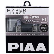 PIAA Hyper Arros Headlight Bulbs x2, 3900K White Point