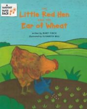 The Little Red Hen and the Ear of Wheat (Barefoot Beginners) - New Book Mary Fin