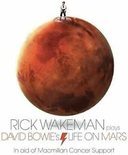 Rick Wakeman - Life On Mars