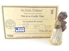 All God's Children Figurine 1402W Becky by Martha Halcombe