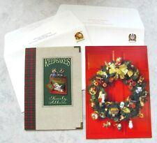 Hallmark Christmas Cards 1996 & 1997 - Sent from Hkocc to Club Members