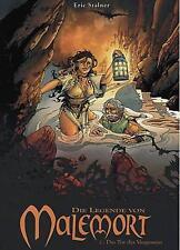 Die Legende von Malemort 2, Splitter