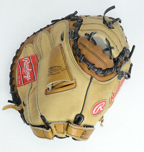 "Rawlings CSCMFPY 32"" Fastpitch Softball Catchers Mitt Right Hand Throw"