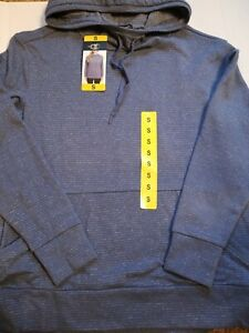 NWT Womens Size Small CHAMPION Blue Pullover Hoodie Jacket Top