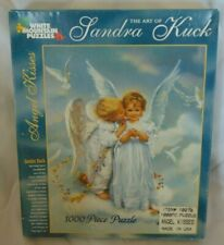 Angel Kisses Sandra Kuck 1000 pc Puzzle SEALED White Mountain