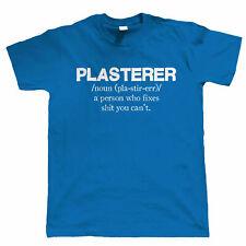 Massive Stock Clearance, Plasterer, Mens Funny T Shirt