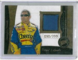 2006 Press Pass Legends Champion Threads CT/BL Bobby Labonte/399