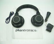 Plantronics Backbeat pro Bluetooth Active Cancellazione Rumore Cuffie in Nero